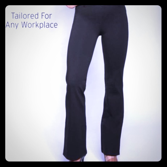 8ef27943d8 Betabrand Pants - 💜Betabrand stretch pull on pants charcoal gray s